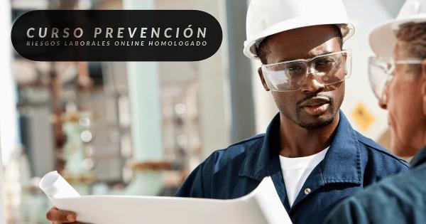 curso prevencion riesgos laborales online homologado