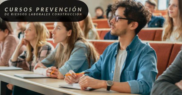cursos de prevencion de riesgos laborales construccion